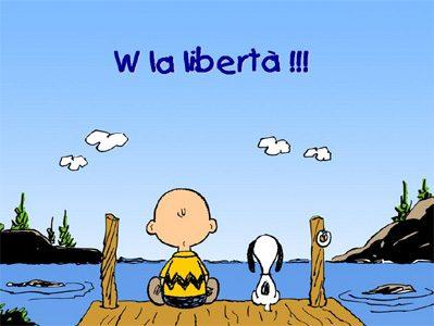 Cosa è per voi la libertà?