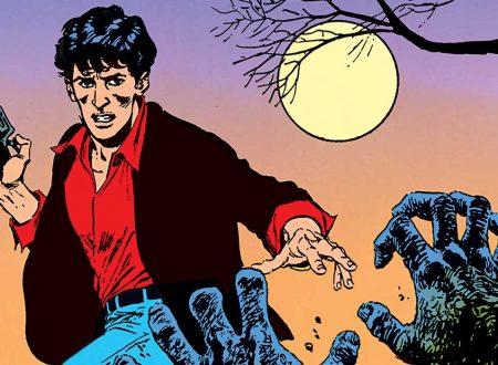 Il fumetto cult Dylan Dog diventa una serie tv